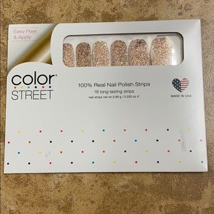 NEW! Color Street Nails